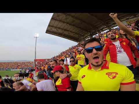 Haydi Bastır Şanlı Göztepe | Göztepe 2-1 Bursaspor