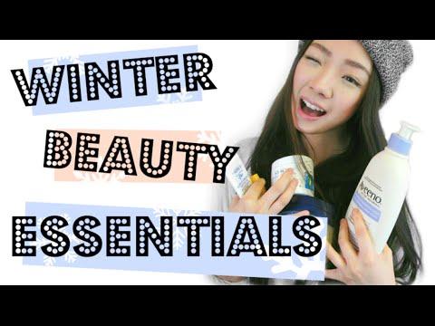 Winter Beauty Essentials   Polkad0tsbeauty