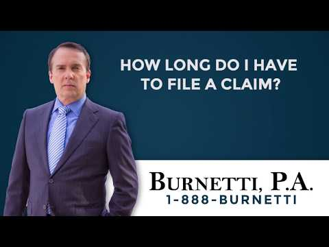 How Long Do I Have to File A Claim?