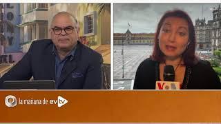 Mayorca va a Mexico   La Mañana de EVTV   06/14/2021 Seg 6