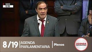 Sesión del Pleno 8/19 (03/04/19)