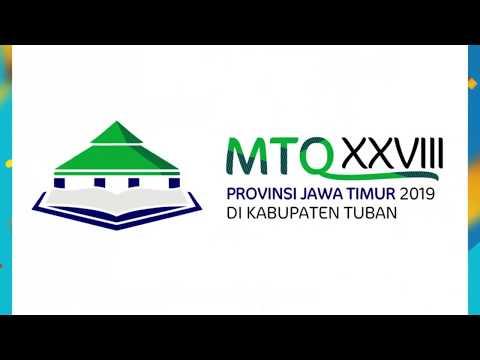 Hadirilah! Opening Ceremony MTQ XXVIII Provinsi Jatim Di Tuban