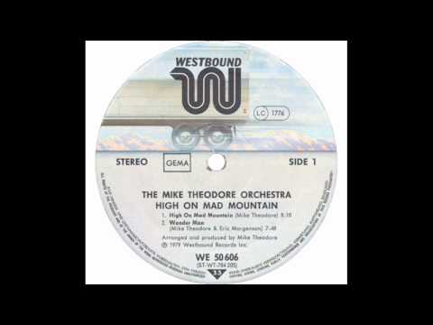 The Mike Theodore Orchestra  Wonder Man 1979