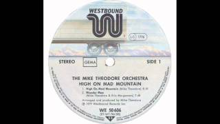 The Mike Theodore Orchestra - Wonder Man (1979)
