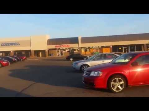 Welcome to Northmont Plaza in Englewood, Ohio (A Dying Shopping Center)