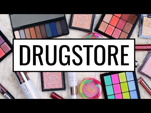 BEST NEW PRODUCTS AT THE DRUGSTORE! AUGUST 2017