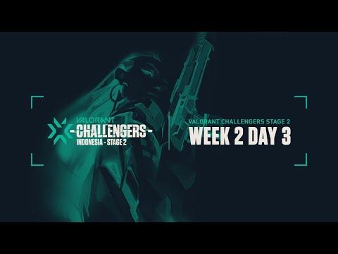 2021 VCT Stage 2 - Challengers Indonesia - Week 2 Main Event - Hari ke - 3