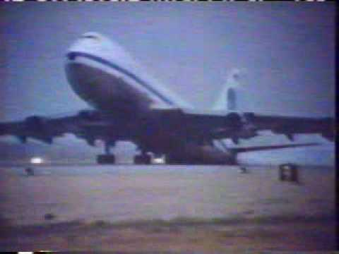 Boeing 747 Panam Tail Strike Youtube