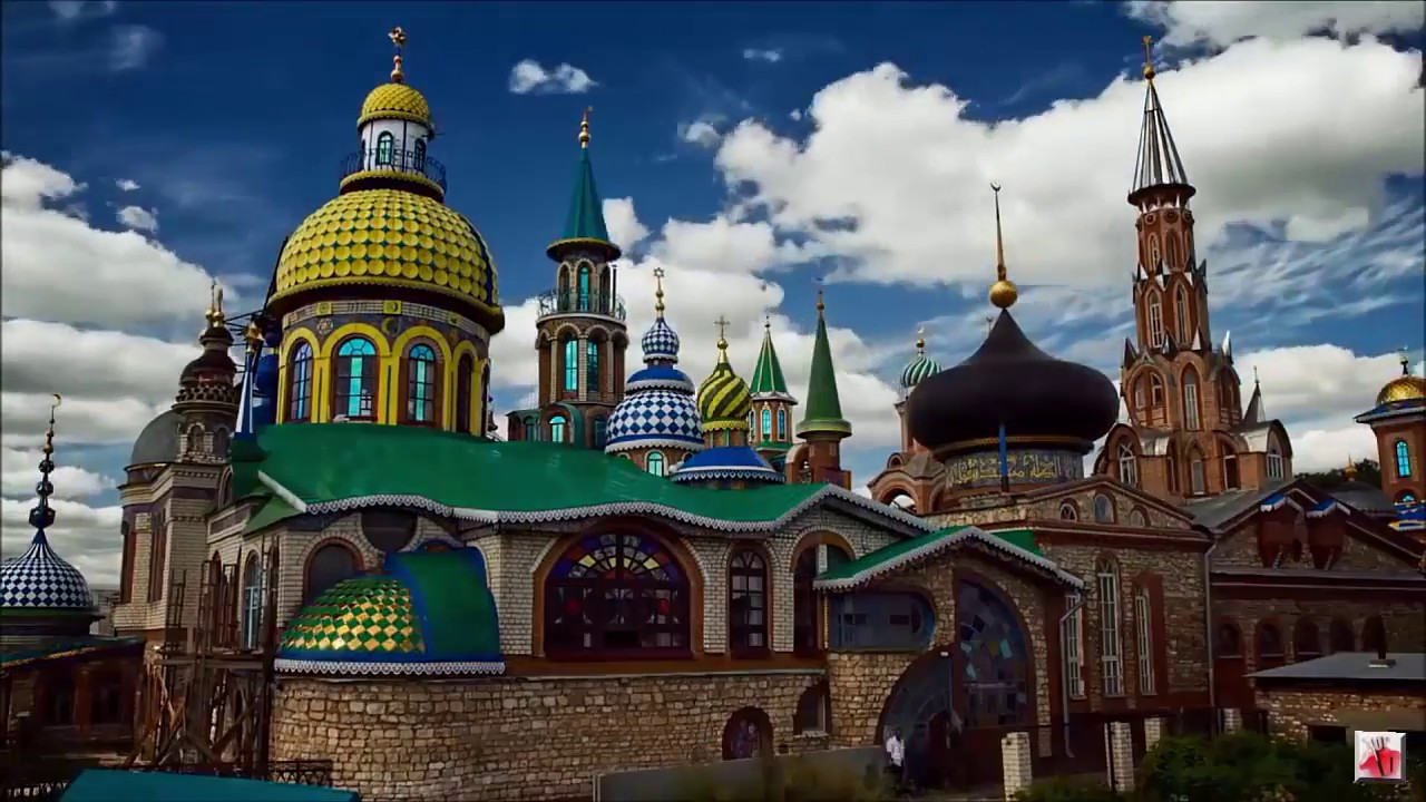 Самые красивые города России YouTube - YouTube