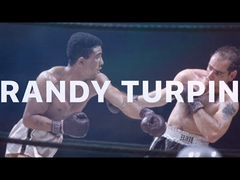Middleweight With Heavy Hands - Randy Turpin