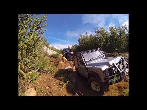 Clube Land Rover Portugal RC #22 - Penhas da Marmeleira (25-03-2018)