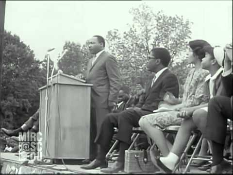Martin Luther King on Voting, Kingstree, SC 1966