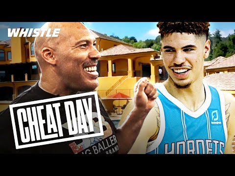 Lavar Ball BIG BALLER Mansion Tour! | LaMelo Teaming Up With Brothers In NBA??