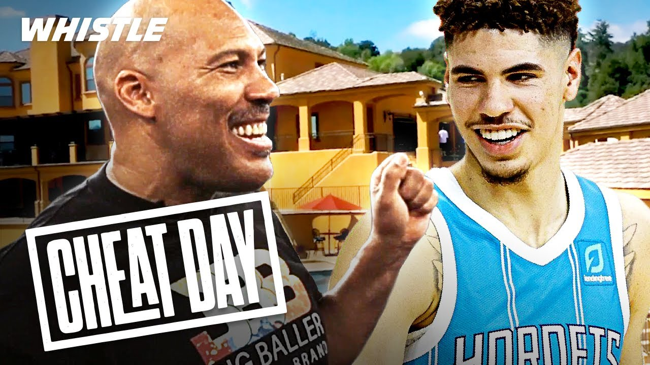 Download Lavar Ball BIG BALLER Mansion Tour! | LaMelo Teaming Up With Brothers In NBA??