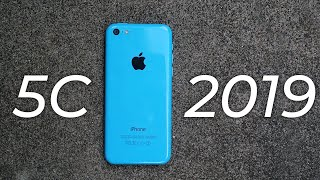 Using the iPhone 5C in 2019 - Review