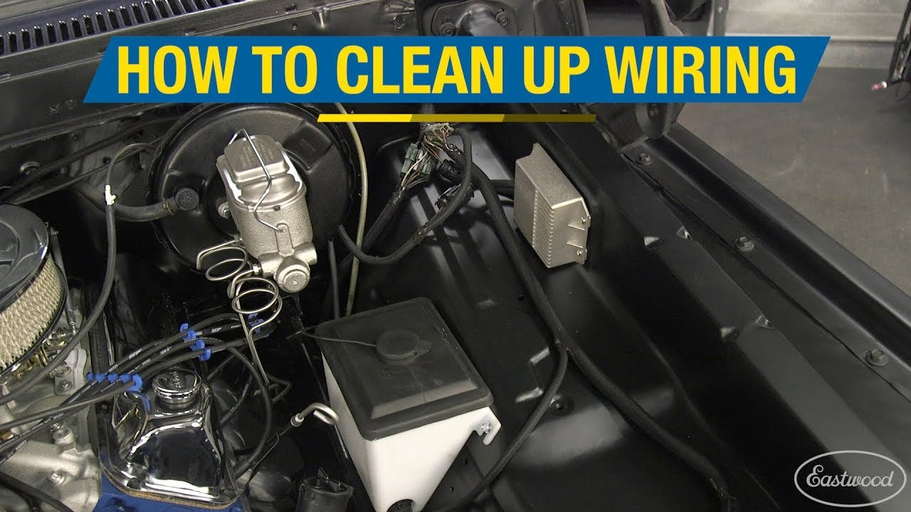 medium resolution of how to fix old wiring in a car crimp right weather tight connectors eastwood