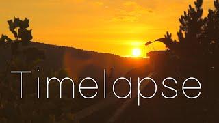 Sunset Timelapse - Sony Alpha A58 / SAL18-55mm