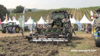 Tractos and farm equipment #EIMAShow for #Expo2015 HD