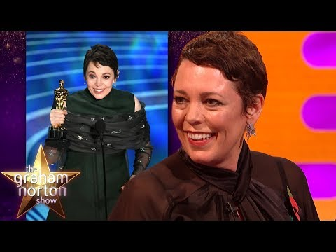 Olivia Colman Can't Remember The Oscars   The Graham Norton Show