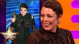 Olivia Colman Can't Remember The Oscars | The Graham Norton Show