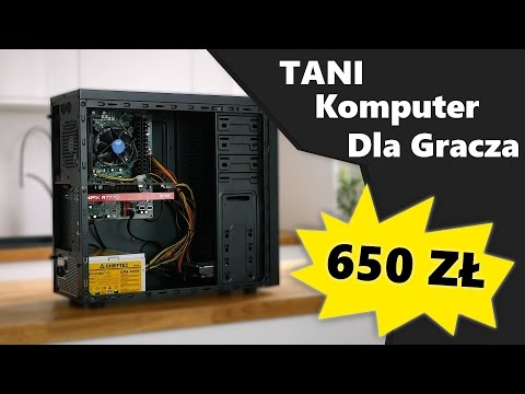 ULTRA tani komputer do gier? TEST PC za 650 PLN! 🔥
