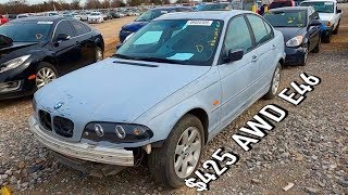 copart-walk-around-12-3-19-425-bmw-e46-awd