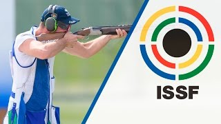 Trap Men Final - 2016 ISSF Rifle, Pistol, Shotgun World Cup in Baku (AZE) thumbnail