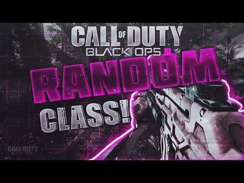 BEST CLASS EVER?! RANDOM CLASS GENERATOR! BO3 LIVE!