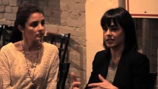 UnREAL Interview - Constance Zimmer, Shiri Appleby, Freddie Stroma & Co-creators