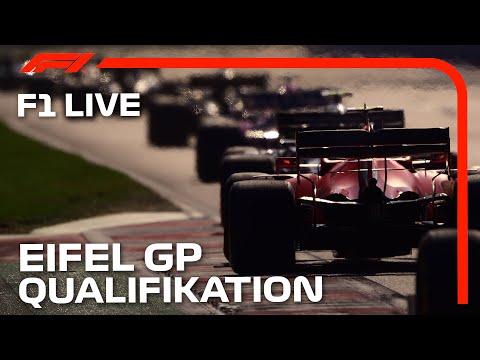 F1 LIVE: 2020 Eifel Grand Prix - Qualifying | Deutsche Kommentare