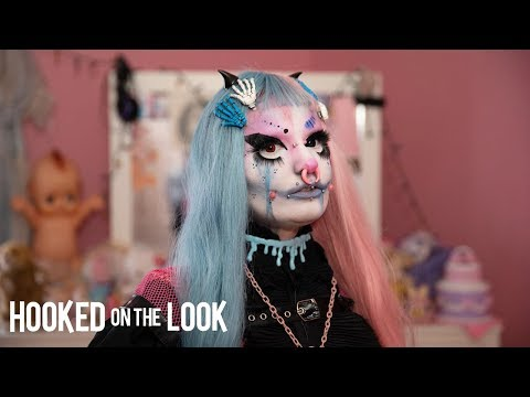 I'm A Pastel Goth | HOOKED ON THE LOOK