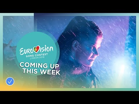 Coming up this week: Eurovision selections from 2 to 8 March