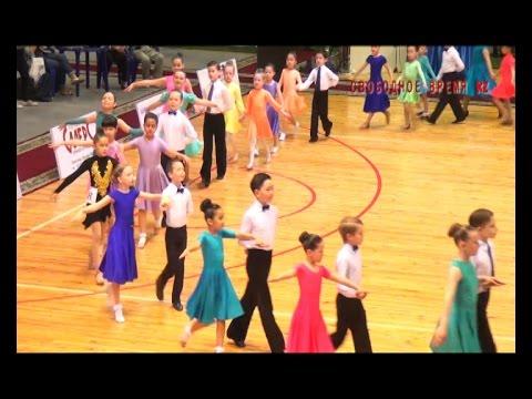Открытый городской турнир по танцевальному спорту Сары-Арка 2015. г Караганда 2015