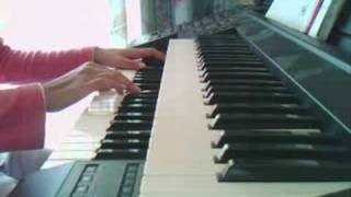 Prisoner of Love, Perhaps Love and Flavour of Life on piano
