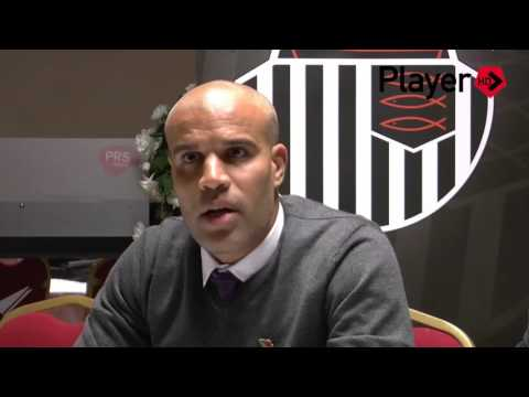 Marcus Bignot is announced as the new Grimsby Town Manager