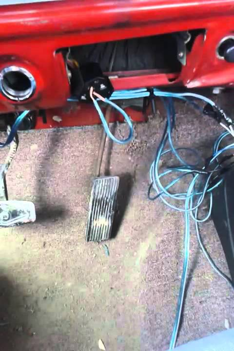 [DIAGRAM_4FR]  F-150 1977 ignition bypass - YouTube   77 Ford F 150 Ignition Wiring      YouTube