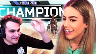 APEX DUOS WITH FEDMYSTER! (MY BEST EVER 1v2!) | Apex Legends Season 5 Highlights