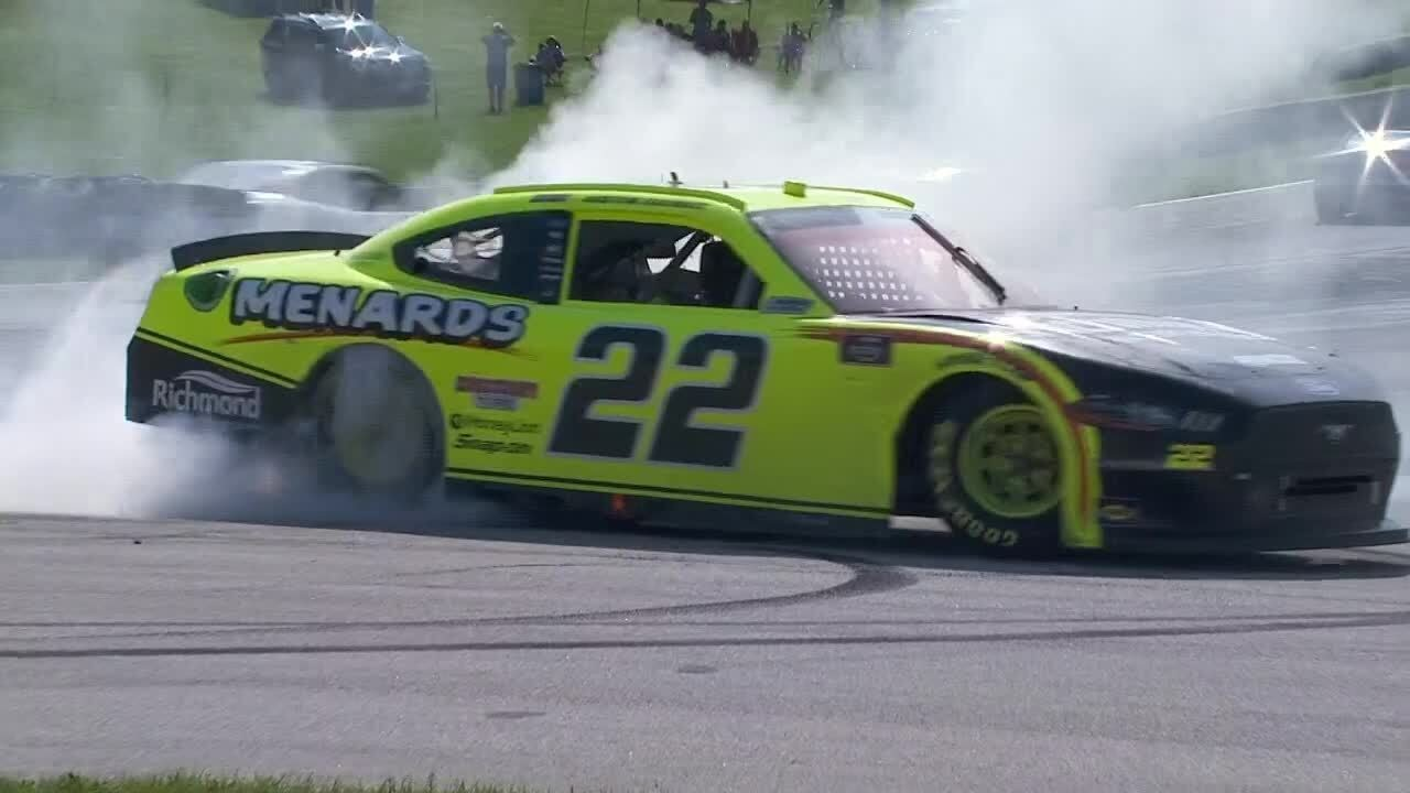 Road-course 'ACe': Cindric shines bright at Road America | NASCAR