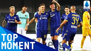 Lazovic SHOCKS Inter with a Solo Goal After Just 2 Minutes! | Hellas Verona 2-2 Inter | Serie A TIM