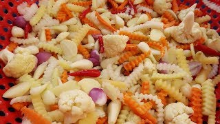 Món Ăn Ngon - DƯA MÓN THẬP CẨM giòn ngon ăn là mê cho ngày Tết