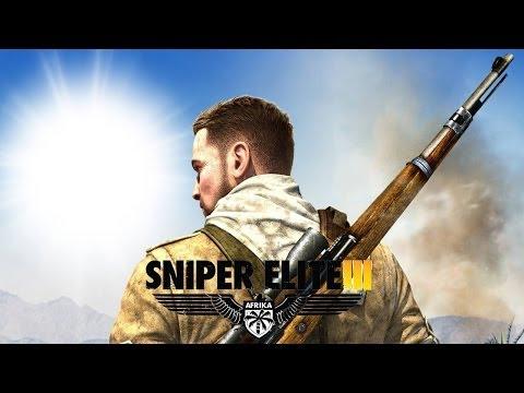 Sniper Elite 3 - PC Gameplay