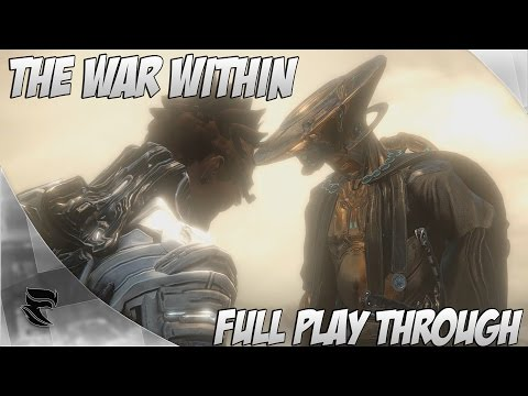 Warframe: The War Within | Full Play Through