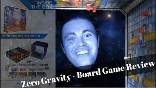 Zero Gravity - Kickstarter - Board Game Review