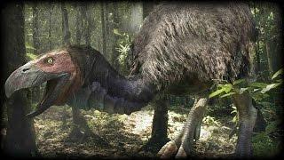 Extinct Animals - Diatryma