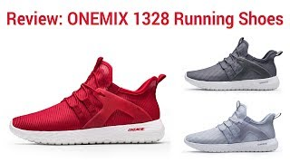 Review :ONEMIX 1328 Running Shoes