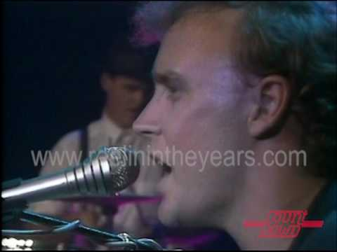 """Bruce Hornsby & The Range- """"The Way It Is"""" on Countdown 1986"""
