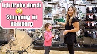 Shopping mit 3 Kindern 🤪 Einkaufen für den Urlaub | Meeting in Hamburg | Familienleben Mamiseelen