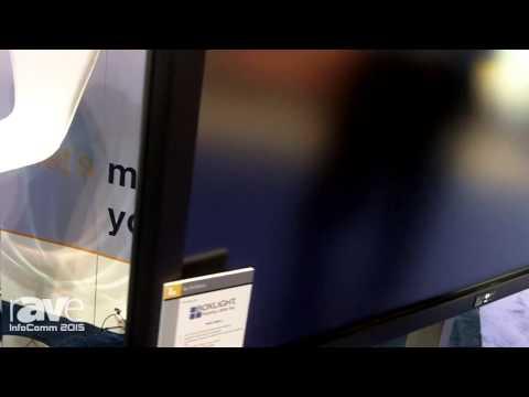 InfoComm 2015: Thomas Regout International Exhibits BalanceBox Mount with Boxlight Display