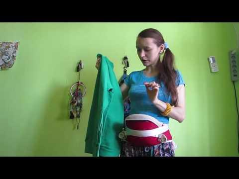 Распаковка Свитшот Fruit of the loom размер L из Rozetka.com.ua
