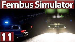 POLIZEI beendet Fahrt ► FERNBUS SIMULATOR BETA #11